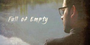 full of empty پر از خالی