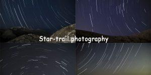 photo of star-trails عکس از رد ستارگان